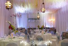 THE WEDDING OF FARIS & TUTIK by Eden Design