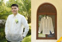 Dino & Tin Wedding by Larry Leong Photography