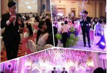 Wedding MC by Aldo Adela MC & Magician