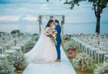 Sari Rose & Louie Garden Wedding by Bash Grandeur Weddings & Events