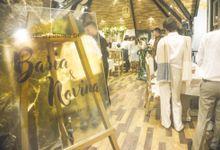 The Wedding of Basia & Novina by Eastern Opulence