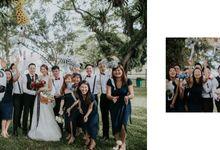 Basil & Jocelyn -  four season hotel wedding Singapore by Pixioo Photography