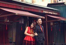 Joanda & Andreas - Singapore Pre wedding by ELNATH