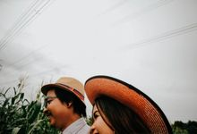 Ichee and Dianne Engagement by Photo Clementine