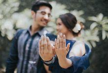 Kevin & Ayu Engagement at Jakarta by Lumilo Photography