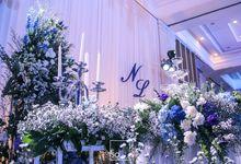 Modern Rustic Wedding Decoration by SO PRODUCTION THAILAND (EVENT & WEDDING)