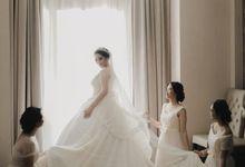 Rustic Wedding - Tania Kristanty by SLIGHTshop.com