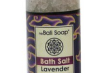 Souvenir Bath Salt Alami by Bali Soap