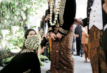 Ines & Tendry Wedding by Batik Rosethree