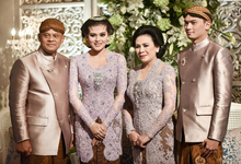 Ines & Tendry Wedding by Batik Rosethree