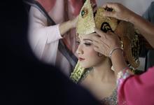 Rian & Astri adat Sunda Sumedangan by Batik Rosethree