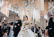 Ribasten & Allene by One Heart Wedding
