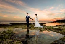 John & Emily Pre-wedding by Bali Pixtura