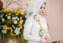 The Wedding Of Aveorus & Mirta by Bride & Groom's Kitchen