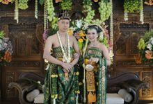 The Wedding of Maria & Adi by LM Wedding Planner & Event Organizer