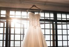 Church Wedding Queenstown Singapore by oolphoto