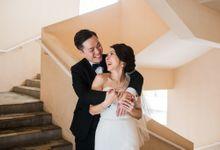 Wedding Day of Jade and Owen at Marina Mandarin Singapore by oolphoto