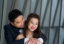 Wedding Day of Robson and Elaine at Temasek Club Singapore Actual Day Photography by oolphoto