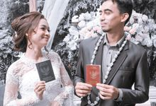 Nadia & Raditya Wedding by Sabi Photography