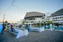 Wedding Of Jhon & Cathrine by Dona Wedding Decoration & Planner