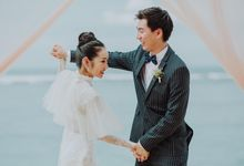 Samabe Beach Wedding by Bali Bliss Cinema