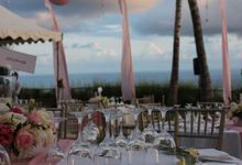 Wedding Set Up by Bali Bakery Catering Service