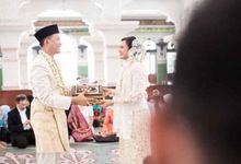 Kenny's Wedding by Seserahan by Rose Arbor