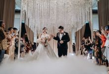 The Wedding Of Bernard & Cornellia by Hilda by Bridestory