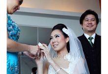 Arnold & Nerisa Wedding Project by Marlina Wu MUA