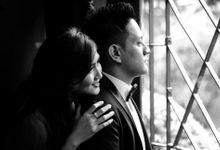 Arsyah & Ratih Prewedding by grafato