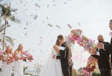 The Wedding of Jenna & Jayden by Villa Vedas