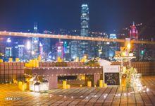 Marriage Proposal in Hong Kong by Brian Chong Photography