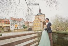 Germany Pre-Wedding Photography by Brian Chong Photography