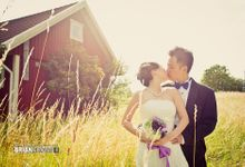 ALVINA & JOHNNY PRE-WEDDING by Brian Chong Photography