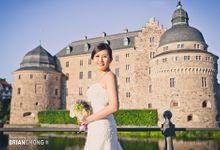 ALVINA & JOHNNY PRE-WEDDING by Brian Chong Photography