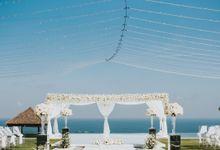 Tara & Steven Wedding by The Surga Villa Estate