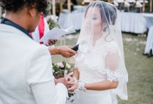 The Wedding of David & Clodia by Miracle Wedding Bali