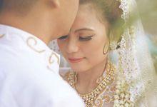 The Wedding Syanti & iman by Dbest Studio
