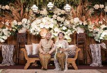 Pernikahan Bella & Dio by Medina Catering