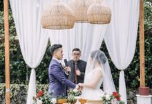 The Wedding of Billy and Dea by Elior Design