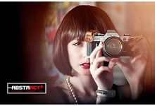 Fashion Photoshoot - Belle Femme by Abstract+