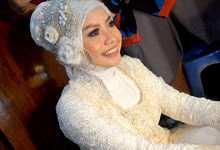 National Wedding Make Up by Pangestwury MakeOver