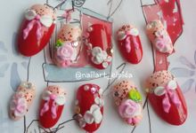 Elpida Nailart by ELpida NailArt