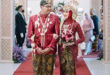 Asri and Faizal Wedding by Nikahsamakita