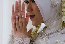 Pengantin Jawa Solo Putri Berhijab by Zia Brides Make Up Artist & Kebaya