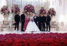 Kevin Jonathan & Jessica Levitia Wedding by Simply Fresh Band