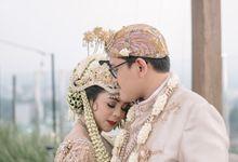 Chintya and Awang Wedding by Nikahsamakita