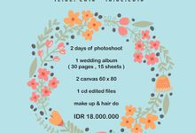 SPECIAL VALENTINE 2015 PROMO PREWEDD PACKAGE by Sianny Widyasari