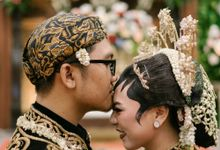 The Wedding of Salman & Sapta by Labora Photography