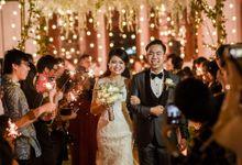 The Wedding Ricky & Caroline by Bondan Photoworks